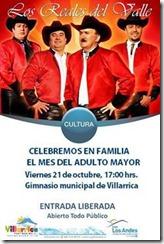 Municipio de Villarrica y caja de compensación celebrarán mes del Adulto Mayor
