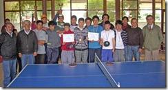 Gran nivel mostró Campeonato de Tenis de Mesa para Escuelas Rurales de Traiguén