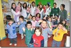 Universidad Mayor y Junji firman convenio para mejorar salud bucal infantil