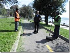 Municipio de Villarrica intensifica operativos de limpieza