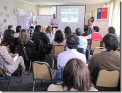 Todo un éxito resultó primer seminario de Red Social en la Araucanía