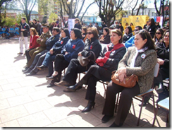 Con plaza ciudadana se dio término a la celebración del Día Mundial de la Salud Mental