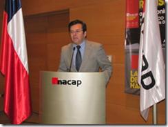 Director de Relaciones Educacionales de INACAP se reunió con directores y jefes de UTP de liceos técnicos de La Araucanía