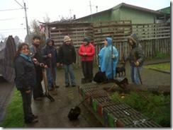 Agrupación Eco Villarrica busca cofinanciamiento para cajuelas metálicas de reciclaje