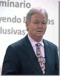 """Seminario """"Construyendo Escuelas Inclusivas"""", dictado por el destacado Dr. Todd Fletcher"""