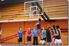 Cesteros de Temuco sueñan en grande pensando en las finales del básquetbol escolar