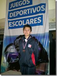 Seis medallas y un clasificado al sudamericano es el saldo para la Araucanía en las finales celebradas en Coquimbo