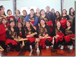 """""""Copa Mujer y Deportes"""" del IND reunió a más de 400 fanáticas de la gimnasia"""