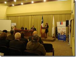 En La Araucanía Analizan Ley 20.427 sobre maltrato al adulto mayor