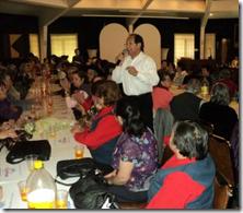 Municipio de Villarrica celebró a sus Adultos Mayores