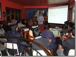 Con excelente convocatoria se desarrolló el Meet Up Chile en La Araucanía