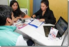 """Con éxito Feria Laboral Pitrufquén """"Acceso 2011"""""""