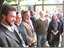 Autoridades regionales inauguran nuevo programa de tratamiento para el consumo de drogas y alcohol en Temuco