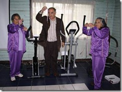 Discapacitados de Pillanlelbún cuentan con nueva implementación