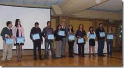95 jóvenes se certifican en La Araucanía con programa del Sence