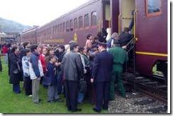 Tren de la Araucanía realizará sus dos últimos viajes del año