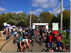 Corridas y cicletadas del IND quieren una nueva marea roja por las calles de Temuco