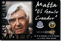 Obras de Matta se exhiben en Lautaro