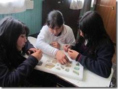 Estudiantes del sector cordillerano participan de charla sobre Patrimonio Cultural y Arqueología