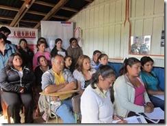 Jóvenes de campamentos se la juegan por mejorar la calidad de vida de sus comunidades