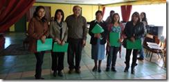 Emprendedores lautarinos reciben aporte municipal