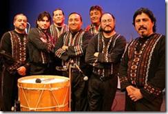 Arak Pacha y Surama en vivo en Centro Cultural de Lautaro