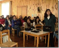 Capacitan a artesanos de Villarrica con miras a verano 2012