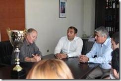Pugilistas del Club de Boxeo de Temuco consiguen triunfo en Ercilla