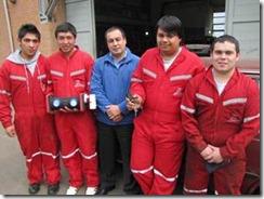Alumnos de Mecánica Automotriz de INACAP Temuco desarrollan innovadores Sistemas Eléctricos