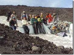 Grupo de vecinos de Curarrehue conocerá volcán Quinquilil
