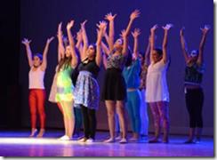 Impecable Gala de Danza de la Escuela Artística UFRO