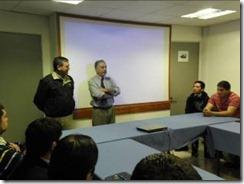 Alianza estratégica permite que alumnos del Área Mecánica de INACAP Temuco realicen capacitación en Empresa Salfa