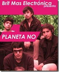 """Fiesta brit + electrónica y """"planeta no"""", desde Santiago, este viernes 13 de enero, en Bar sin Nombre"""