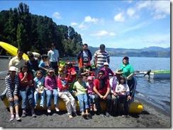 Escuelas de verano son apoyadas por la empresa privada en Villarrica