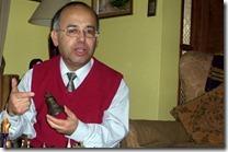 Falleció el destacado periodista Ulises Valderrama