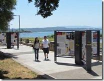 Municipio de Villarrica invita a disfrutar de museo al aire libre