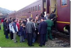 Tren de la Araucanía reinicia sus viajes el próximo domingo 29 de enero