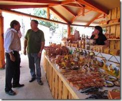 Artesanos villarricenses incrementan oferta de productos y stand en ferias artesanales