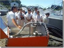 Salmonchile participa en capacitación de operarios de piscicultura en la Araucanía