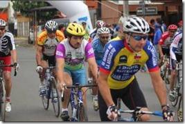 El ciclismo nacional tuvo su fiesta en Nueva Imperial