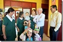 Finalizan trabajos voluntarios de verano de la U. Mayor en la comuna de Lumaco