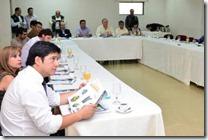 Municipio y Universidad Mayor presentaron a actores sociales proyecto para nuevo centro de Temuco