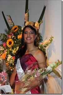 Nueva Imperial coronó a su Reina 2012