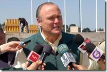 Alcalde Becker lanzó programa de 131 aniversario de Temuco