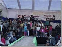 Culmina con éxito la XII Muestra Campesina y de las Tradiciones de Villarrica