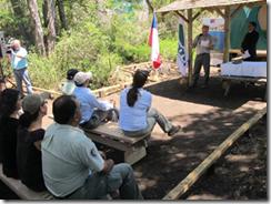 Araucanía  lanza la temporada de verano en parques y reservas 2012