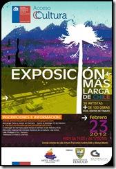 afiche expo 54 x 37