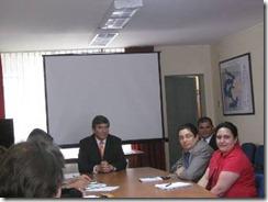Mario Jorquera asume como Coordinador Regional de SENDA