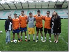 Finaliza campeonato fútbol calle entre jóvenes privados de libertad y equipos de fútbol de distintos sectores de Temuco