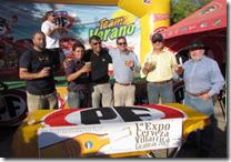 Exitosa evaluación de Expo Cerveza Licán Ray 2012